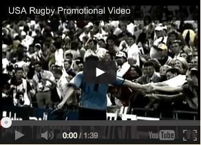 USA Rugby Promotional Video